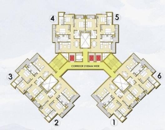 ATS Haciendas Cluster Plan