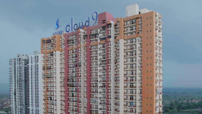 Rishabh Cloud9 Towers Elevation