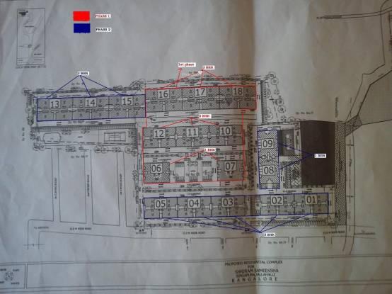 Shriram Sameeksha Layout Plan
