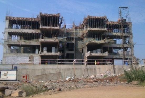 Marvel Fria Construction Status
