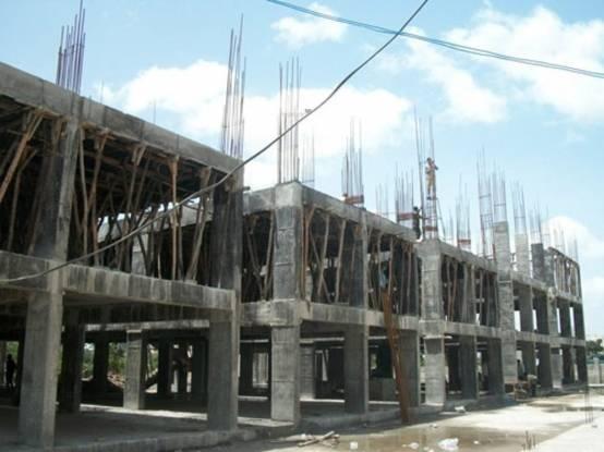 Prajapati Elite Construction Status