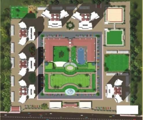 Regency Regency Gardens in Kharghar, Mumbai - Flats for Sale in ...