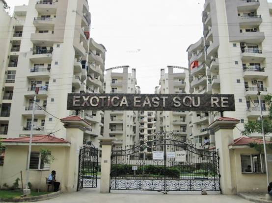 Exotica East Square Elevation
