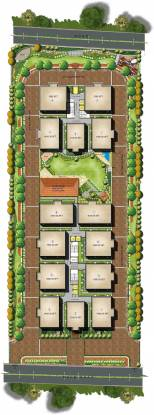 Sri Fortune Heights Site Plan