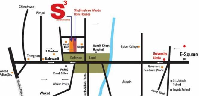 Kohinoor Kohinoor S3 Lifestyle Location Plan