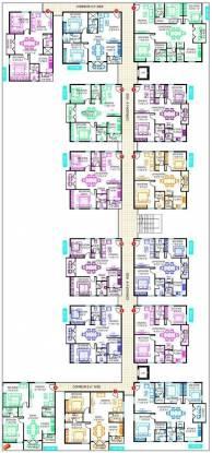 Vishnu Parimala Trinity Cluster Plan