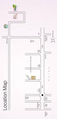Arihant Harmony Location Plan