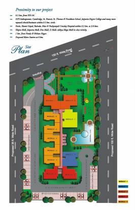 Divyansh Pratham Layout Plan