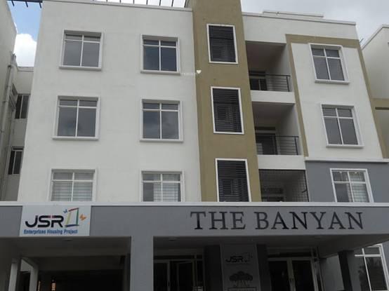 JSR The Banyan Elevation