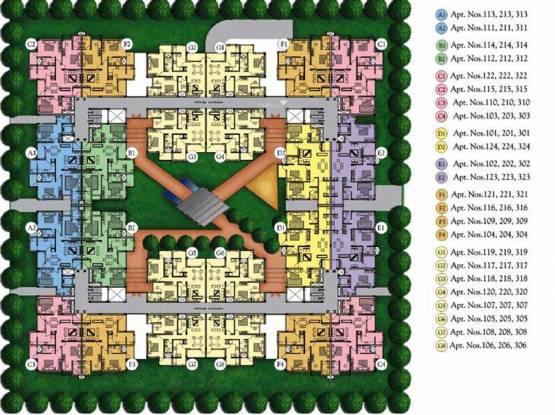 JSR The Banyan Site Plan