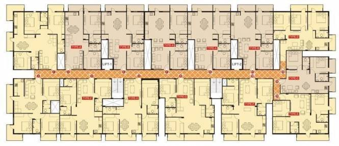 Anand Altair Cluster Plan