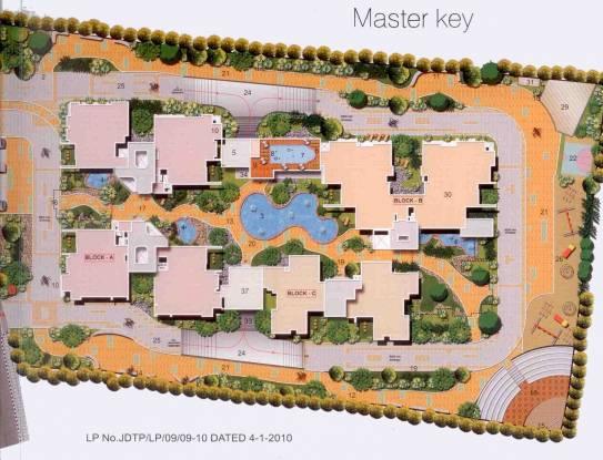 Bairavi Cruz Luxor Master Plan