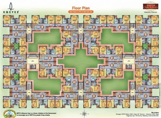 Kgeyes Kgeyes Carolinaa Cluster Plan