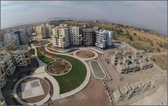 Siddhivinayak Phase I Vision City Construction Status