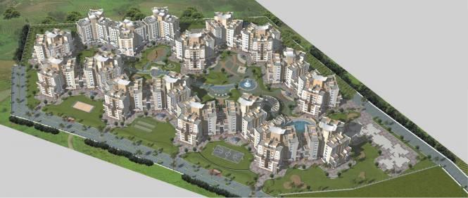 Siddhivinayak Phase I Vision City Elevation
