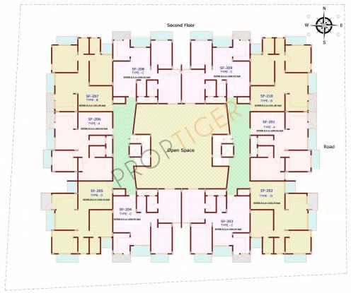 Vanshee Vanshee Citadel Cluster Plan