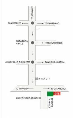 Lumbini SLN Springs Location Plan