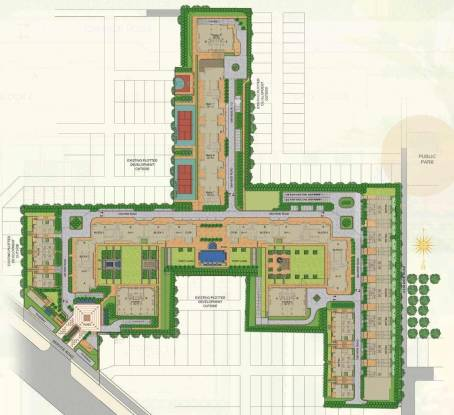 SS The Hibiscus Site Plan