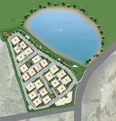 DSR Aditya DSR Lake Side Site Plan