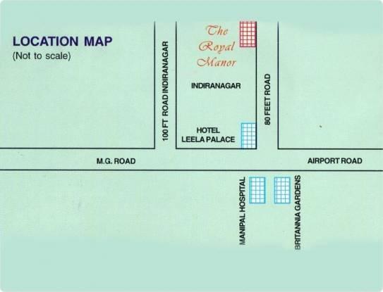 KMF Royal Manor Location Plan