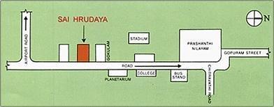 Duo Sai Hrudaya Location Plan