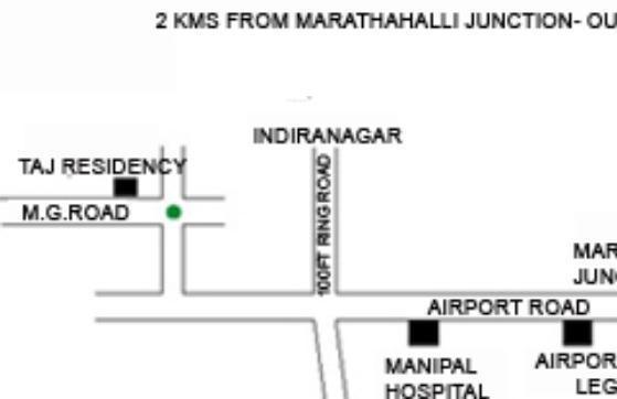 Citilights Legacy Location Plan