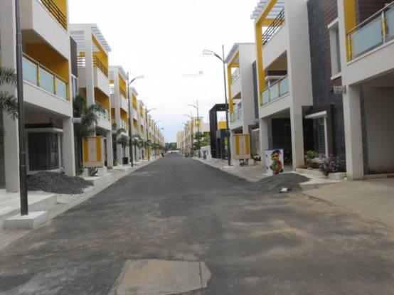 Poomalai Gopinath Blossom Construction Status