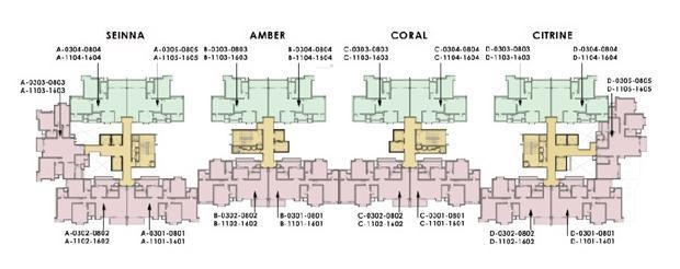 RMZ Galleria Cluster Plan