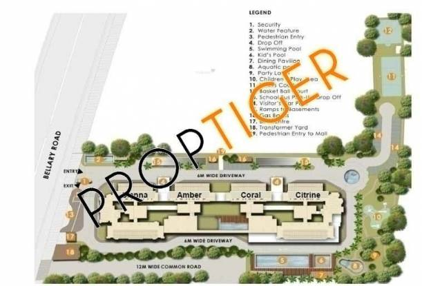 RMZ Galleria Master Plan