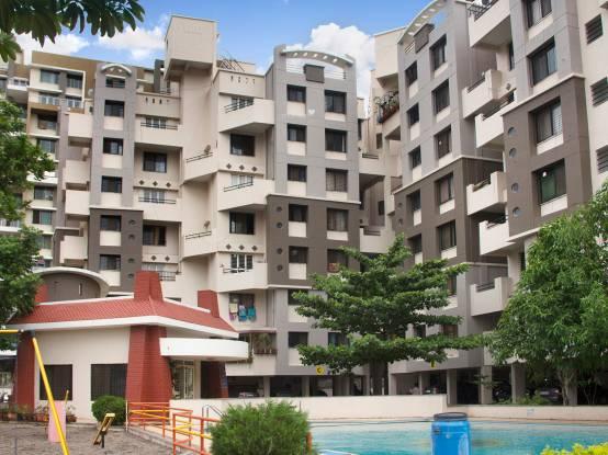 RK Nisarg Srushti Elevation