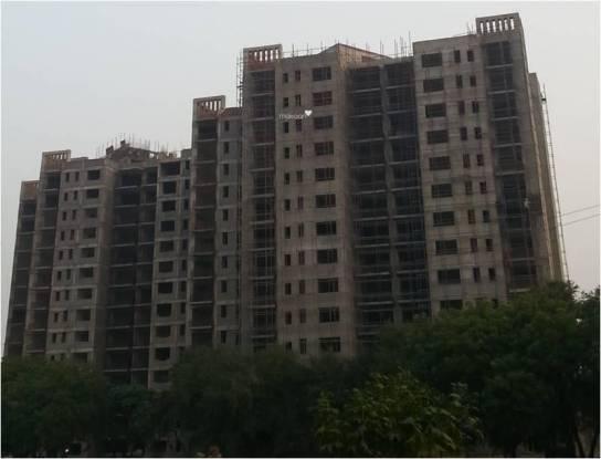Mahindra Aura Construction Status