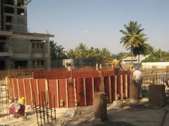 Sobha Saffron Construction Status