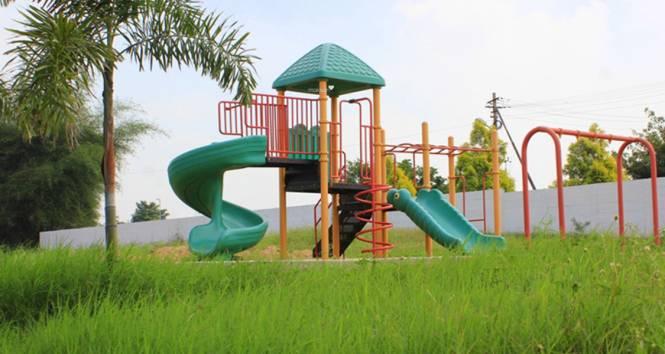 JR Garden Retreat Amenities