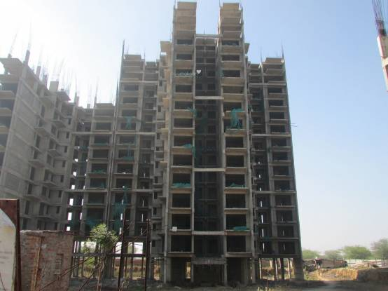 Kashish Manor One Construction Status