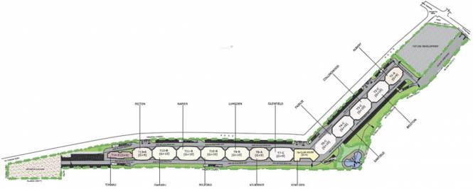 Prestige Wellington Park Master Plan
