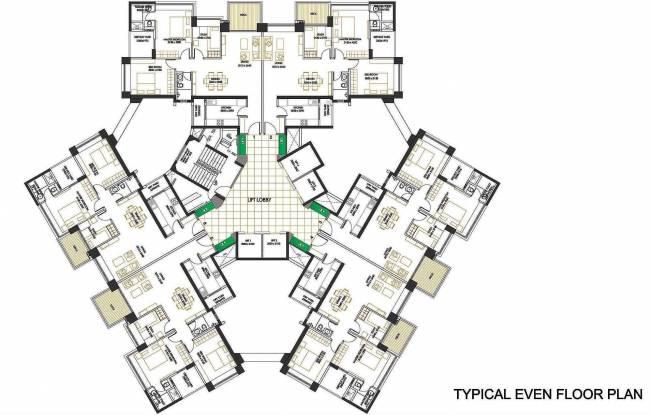 Oberoi Springs Cluster Plan