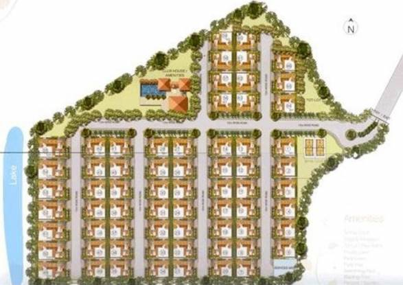 NSL Orion Villas Layout Plan