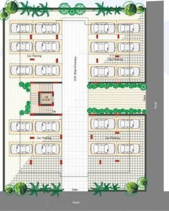 Sri Aditya Mist Cluster Plan