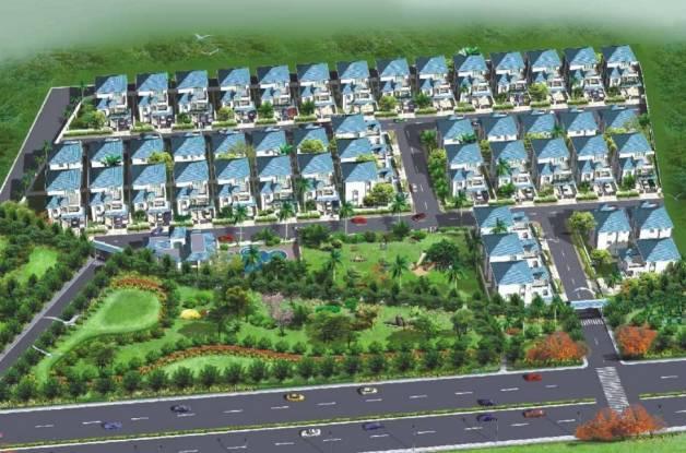 Aditya Eden Woods Layout Plan