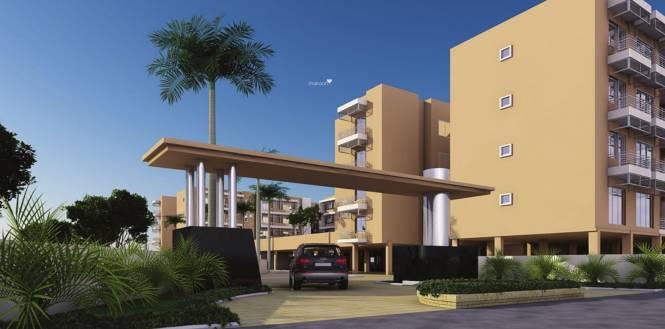 Abhinav Amara Courtyard Elevation