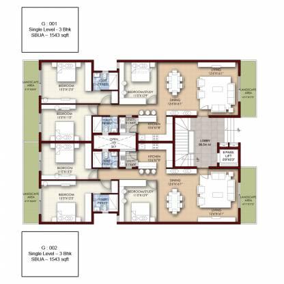 Krishvi Dhavala Cluster Plan