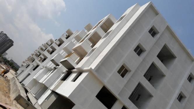Krishvi Dhavala Construction Status