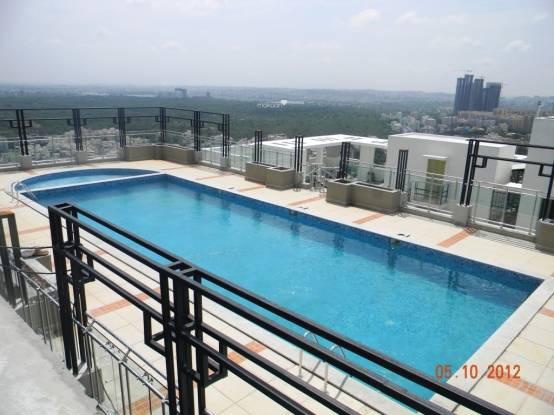 Manjeera trinity sky villas in kukatpally hyderabad - Swimming pool construction cost in hyderabad ...