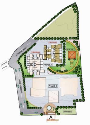 AV Essenseia Towers Layout Plan
