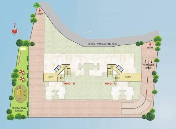 Atul Atul Madhukunj Layout Plan