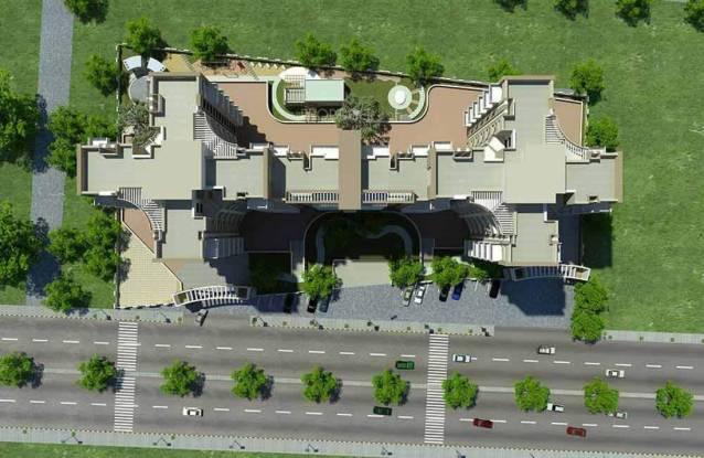Atul Paradiso Layout Plan