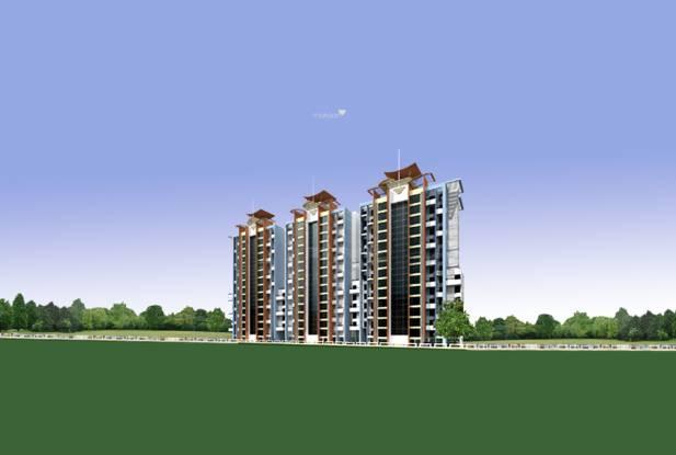 Vardhaman Vardhman Residency Elevation