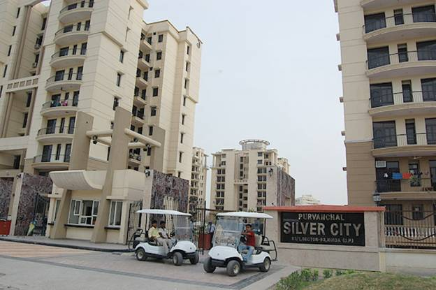 Purvanchal Silver City Elevation