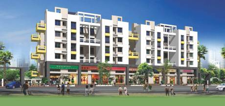 Harshad Ashok Nagar Phase II Elevation