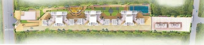 Paramount Madhupushpa Layout Plan